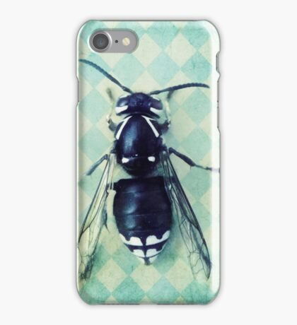 The hornet iPhone Case/Skin