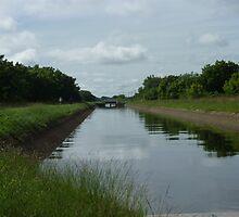 Canal in Sri Lanka by podiwije