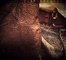 Denim & Leather by heinrich