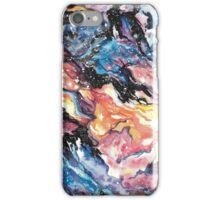 Space: Nebula Watercolour Print iPhone Case/Skin