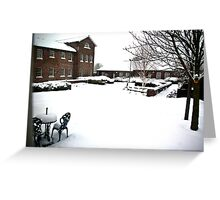 Shovels Needed Greeting Card