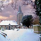 All Saints Church,Birchington,Kent by Geoff Carpenter