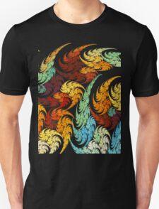 RAINBOW FLOWERS T-Shirt