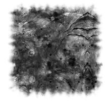 The Atlas of Dreams - Plate 10 (b&w) Photographic Print