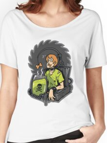 Scooby Trapped Women's Relaxed Fit T-Shirt