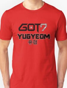 GOT 7 YUGYEOM T-Shirt