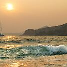 Sailing towards the sun by mike2048