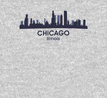 Chicago Illinois City Skyline Unisex T-Shirt