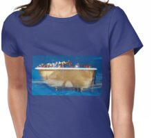 Tub Of Shoes Womens Fitted T-Shirt