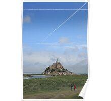 Le Mont St-Michel Poster