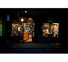Cellar Photographic Print