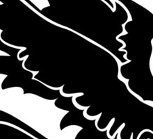 Totemic Eagle  Sticker