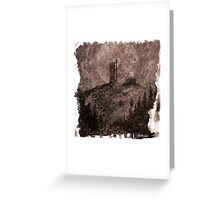 The Atlas of Dreams - Plate 11 Greeting Card