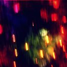 blurred christmas lights by ShellyKay