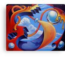 Sinbad; Lost in Spaces Canvas Print