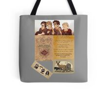 The Maruders of Harry Potter  Tote Bag