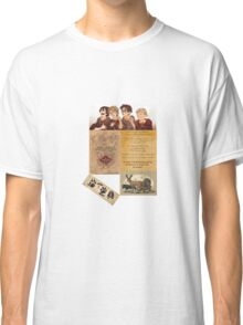 The Maruders of Harry Potter  Classic T-Shirt