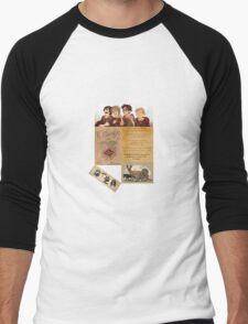 The Maruders of Harry Potter  Men's Baseball ¾ T-Shirt