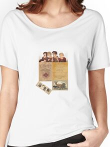 The Maruders of Harry Potter  Women's Relaxed Fit T-Shirt