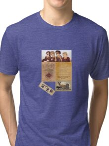 The Maruders of Harry Potter  Tri-blend T-Shirt