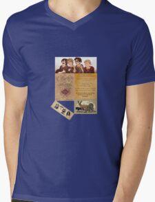 The Maruders of Harry Potter  Mens V-Neck T-Shirt