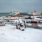 Rosslare Harbour by brianboyce50