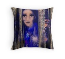 Clairvoyant  Throw Pillow