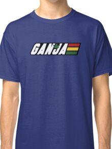 G.I. Ganja  Classic T-Shirt