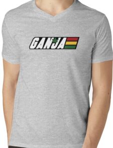 G.I. Ganja  Mens V-Neck T-Shirt