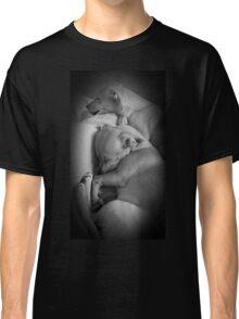 SLEEPING PUPPIES Classic T-Shirt