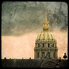 Les Invalides by Marc Loret