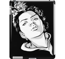 Phoebe Can't Sleep iPad Case/Skin