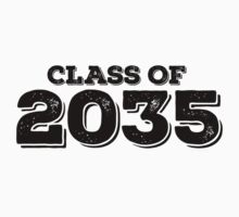 Class of 2031 Kids Clothes