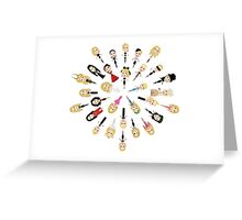 Madge Collection Greeting Card