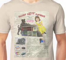 Atomic Ads - MILEMCO Girls Fallout Shelter Playhouse Unisex T-Shirt