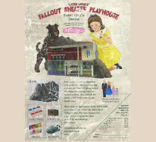 Atomic Ads - MILEMCO Girls Fallout Shelter Playhouse T-Shirt