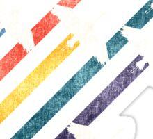 The Cranes Sticker