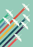 The Cranes by Budi Kwan