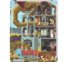 Close the gates! iPad Case/Skin