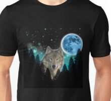Wolf StarLight Unisex T-Shirt