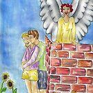 secret angel by symea