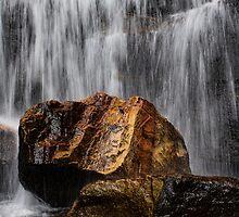 Rock Falls, NSW by Malcolm Katon