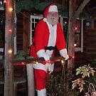 Santa Claus at his Workshop by AnnDixon
