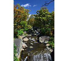 Colourful Stream Photographic Print