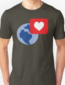 Love notification T-Shirt