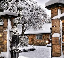 Snow Gate by KChisnall