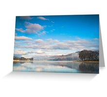 Esthwaite Water Greeting Card