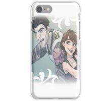 Bog and Marianne - Human AU iPhone Case/Skin