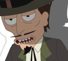 Rick and Morty: The Devil Sticker