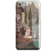 Scene #15: 'The Fisherman's Daughter' iPhone Case/Skin